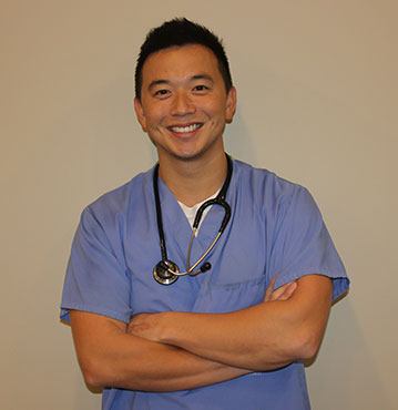 DR. BRIAN SIU